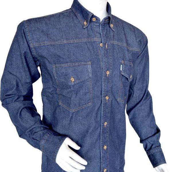 28959a4c601a Camisa jean 7 Onzas – Dotaciones Dertextil